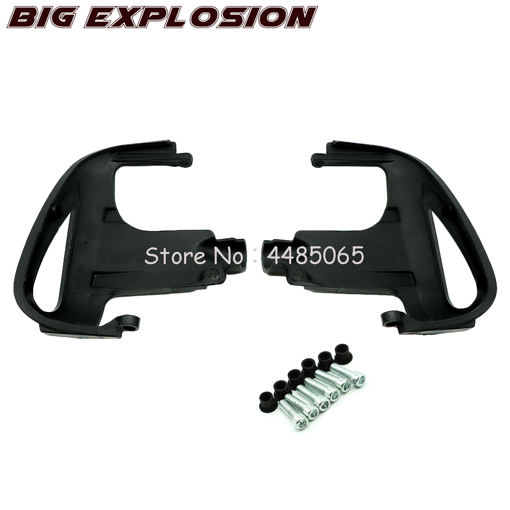 Motorcycle Engine Cylinder Head Protector Guard Side Cover for BMW R1150 R/S/RS/RT 2004-2005 R1150R R1100S R1150RS <font><b>R1150RT</b></font> 04-05 image