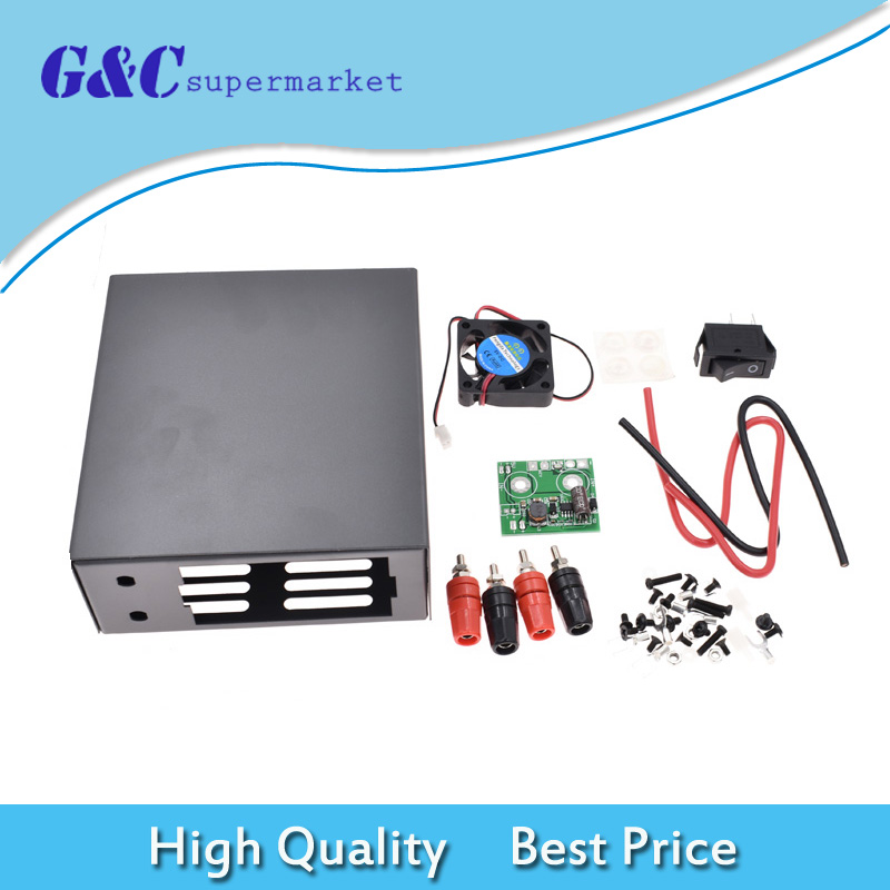 DP30V5A/DP50V5A/DPS5015/DPS5020 LCD Digital Programmable Power Supply Shell Kit