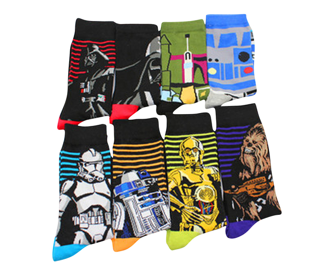 STAR WARS I SOCKS