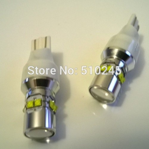100X wholesale super brightness 50W high power XBD, T15 LED bulb Lights free shipping ...