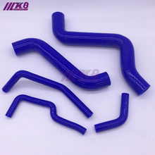 K8 SILICONE RADIATOR COOLANT HOSE KIT FOR  FIAT COUPE 2.0 16V GT TRUBO