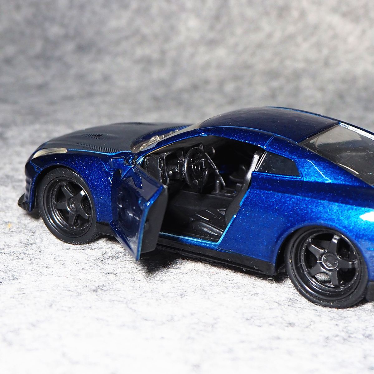 Fast Juguete Modelo 132 Para Escala Juguetes Jada Nissan Coche Gtr Furious De Metal RegaloNiñosColección Diecast LzVMqSGUjp