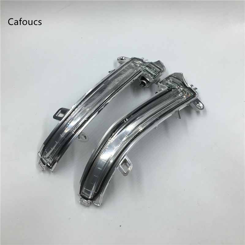 Cafoucs Wing Mirror Corner Light Turn Signal Lamp For BMW 1 2 3 4 Series F20 F21 F22 F30 F31 F32 F33 F34 F35 F36 X1 E84 цена