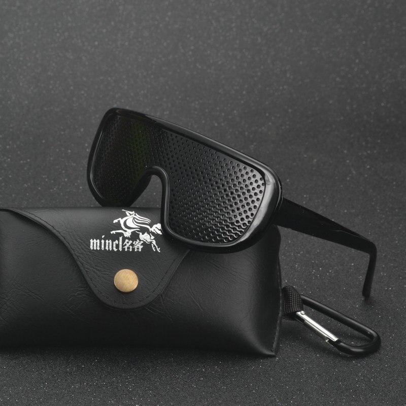 Men Women Vision Care Pin Hole Sunglasses Anti Myopia