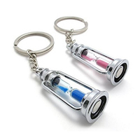 Best Selling 2 Classic Key Chains Barn Lantern type Keychains for Perfect Valentine's Day Gift