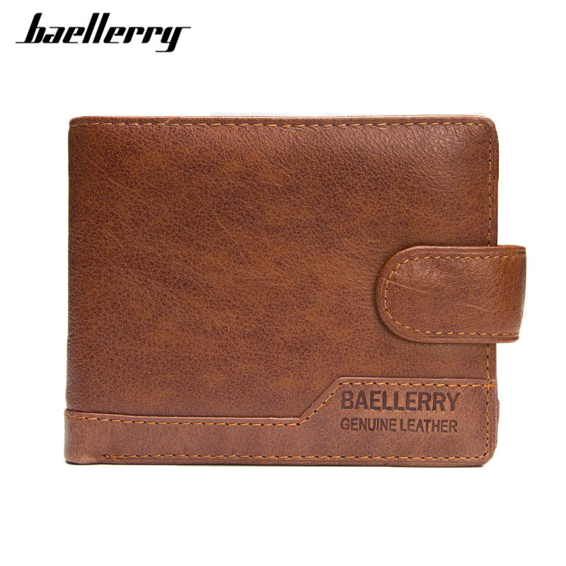 New Men Genuine Leather Wallets Male Purse Money Credit Card Holder Case Coin Pocket Brand Design Money Billfold Maschio Clutch men wallet male cowhide genuine leather purse money clutch card holder coin short crazy horse photo fashion 2017 male wallets