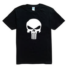 New Fitness Compression Shirt Men Anime Superhero Punisher Skull Captain America Superman 3D T Shirt Crossfit tshirt(China)