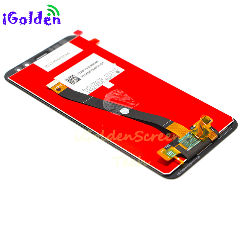 HTB1ttILe XYBeNkHFrdq6AiuVXaA pantalla For Huawei Mate 10 Lite LCD Display Touch Screen Digitizer Screen Glass Panel Assembly with frame for Mate 10 Lite lcd