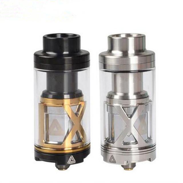 Ilimitado XL Sub Ohm RTA Tanque 4 ml Top-enchimento Projeto Cigarro Eletrônico Atomizador Vaporizador Clearomizer com Bobina XL-C4 vaper