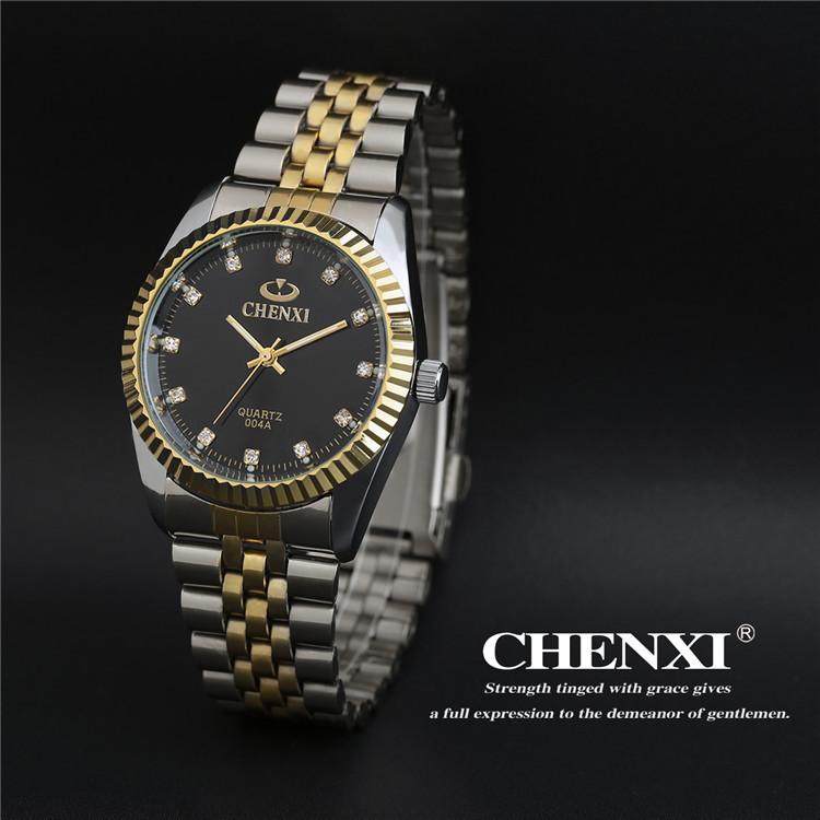 Couples Quartz Watch, Men's & Women's Watches, 30m Waterproof Wristwatches 20