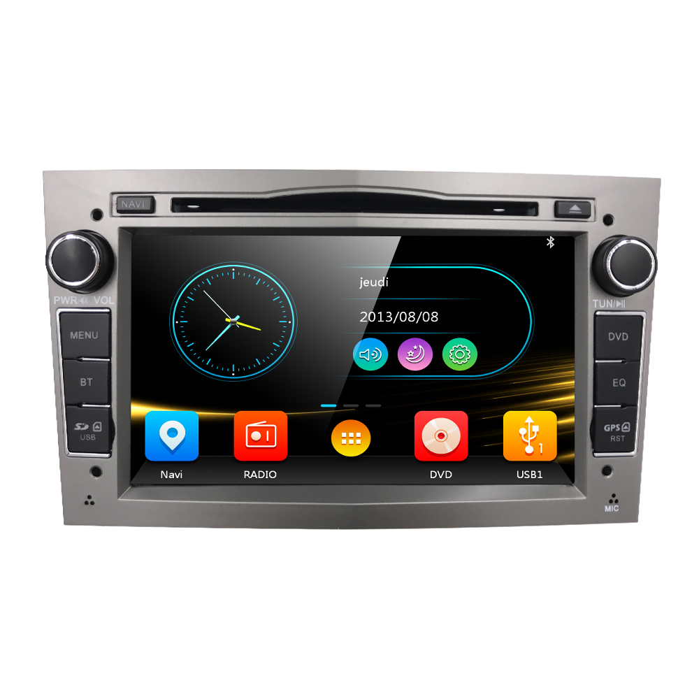 7inchhd gps navigatiion 2din car autoradio car dvd playerfor opel vectra c zafira corsa astra h. Black Bedroom Furniture Sets. Home Design Ideas