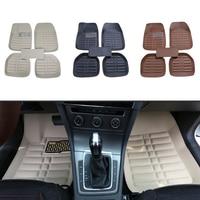5pcs universal car Auto floor mats floorliners front& Rear mat
