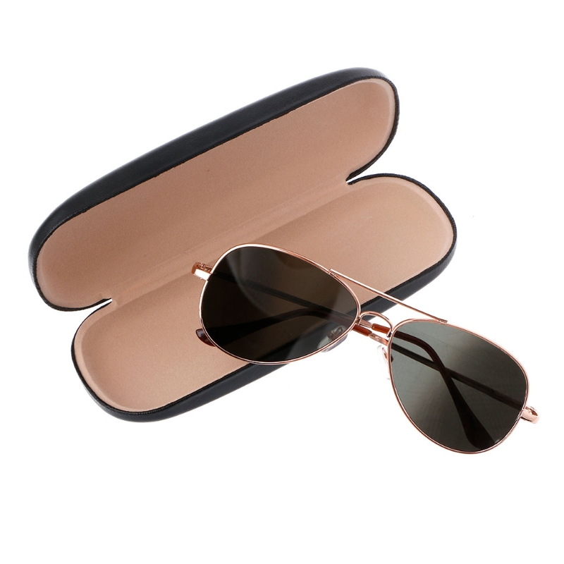 High-Tech Anti-Tracking Sun Glasses Rearview Rear View Behind Mirror With Box Safety Goggles oculos anti uv fashion mirror big box sun glasses female