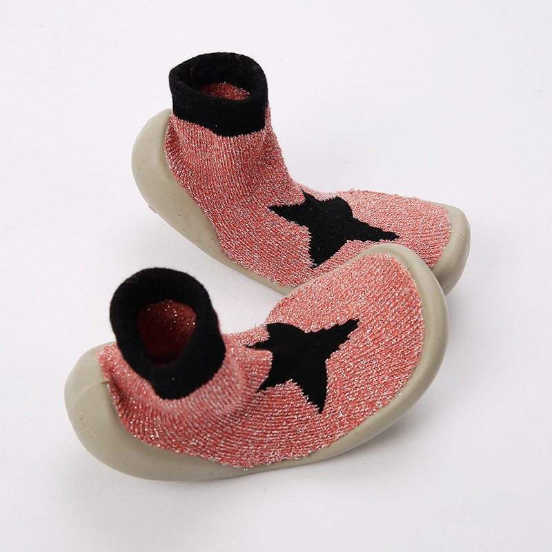 Joyo roy Kinder rutschfeste Boden Schuhe 0-2 Jungen Mädchen Baby - Babyschuhe - Foto 5