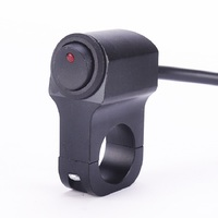 New Arrival Motorcycle Handle Switch Motorcycle CNC Aluminum Alloy Faucet Fixed In Good Condition