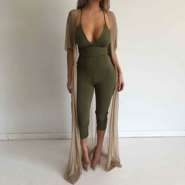 Tight Fitted Jumpsuits For Women