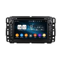 DSP 4GB RAM Android 9.0 Octa Core 7 Car Audio DVD Player for GMC Yukon Tahoe 2007 2012 Radio Bluetooth 4.2 WIFI USB Mirror link