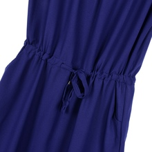 Plus Size Elegent Women Summer Short Sleeve Long Evening Party Prom Maxi Dress