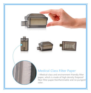Image 5 - Medical Class 3M Air Intake Filter for Oxygen Concentrator Oxygen Generator Filter 99.999% Bacteria In the Air