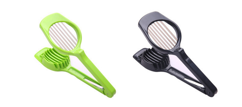 Egg Slicer Section Cutter Mushroom Tomato Cutter Multifunction Kitchen Tool House Accessories Drop shipping