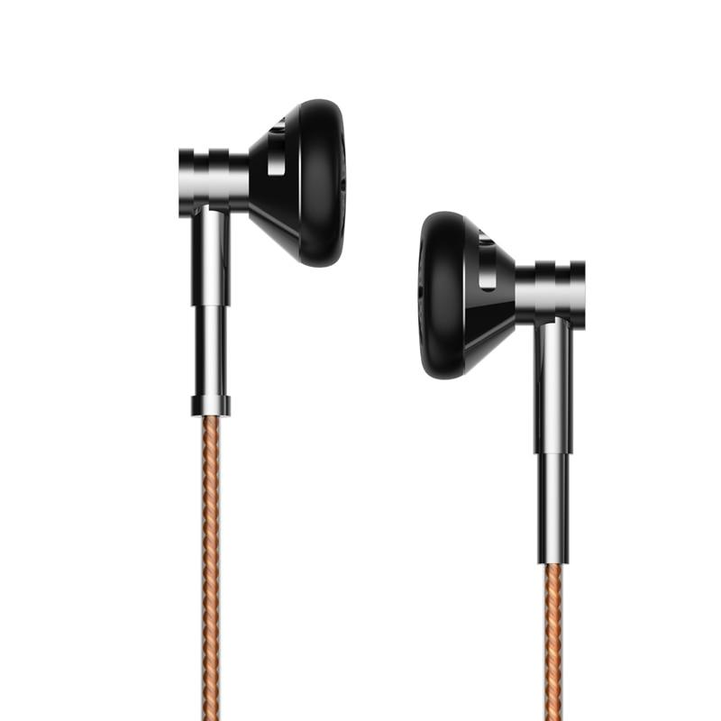 MoonDrop Nameless HIFI Bass Earphone Metal Industrial Design 13.5mm Dynamic Driver boss bb 1x bass driver