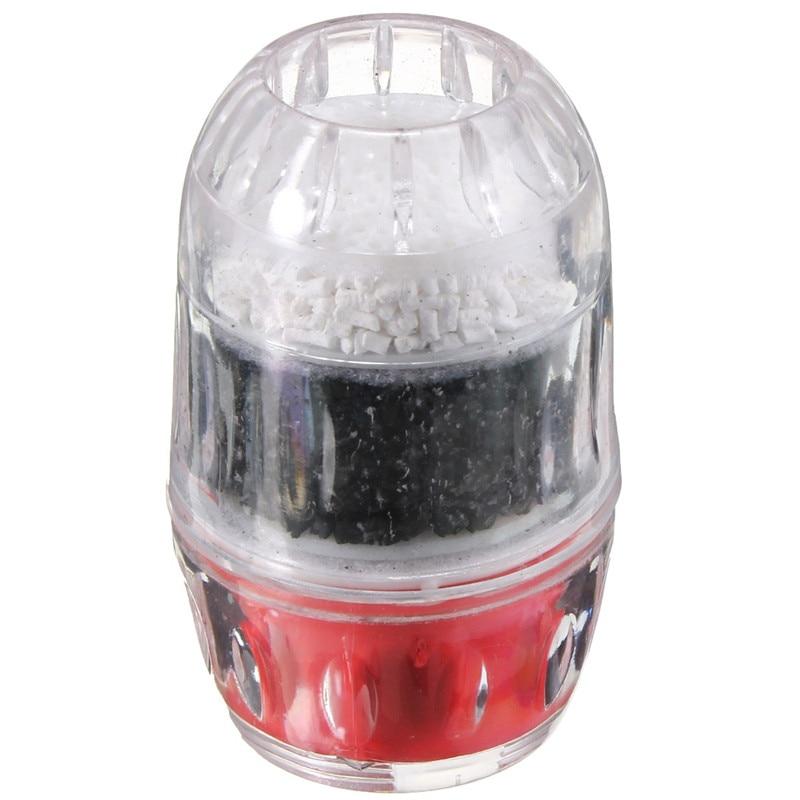 Purificador de agua suave cartucho de carbón activado grifo de limpieza de filtro de cocina para el hogar