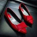 2017 Весна и осень женщины плоские обувь femme нескользящей мама ручной случайные удобная обувь ML23