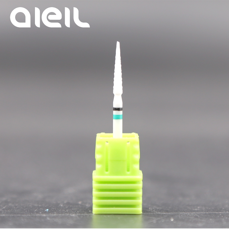 Nail Drill Bits Ceramic Milling Nail Drill Bits Manicure Machine Ceramic Milling Cutters For Manicure Nail Ceramic Cutters Nails
