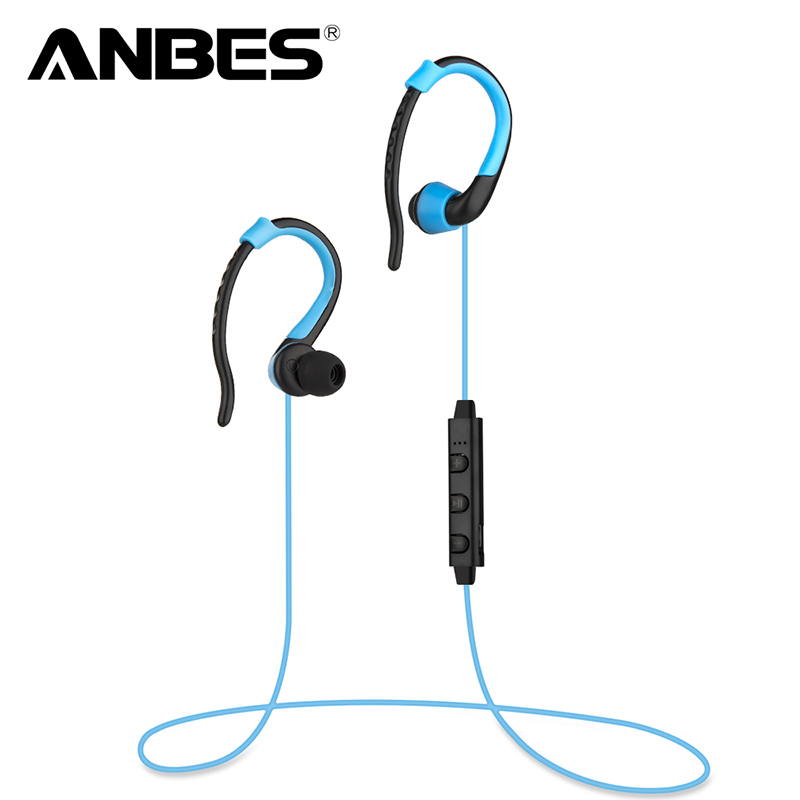 Sports Running Gym Bluetooth V4.1 Headset In-ear Earphones Wireless Headphones Mic for iPhone7 6S Android Phone wireless headphones v4 1 bluetooth earphone stealth sports headset ear hook earpiece with mic for iphone 7 7s samsung xiaomi