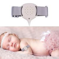 Ropa de brazo profesional para orinal modo-king mejor Sensor de alarma recordatorio húmedo para el cuidado del bebé