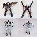 1 conjunto 17DOF Biped do Robô Educacional Kit 17 Graus De Liberdade Humanóide/Humanóides Caminhada/pés Servo Bracket Kit