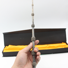 [Yamala] New Top Quality Severus Snape Magic Wand With Gift Box Cosplay Game Prop Collection Harry Potter Toy Stick