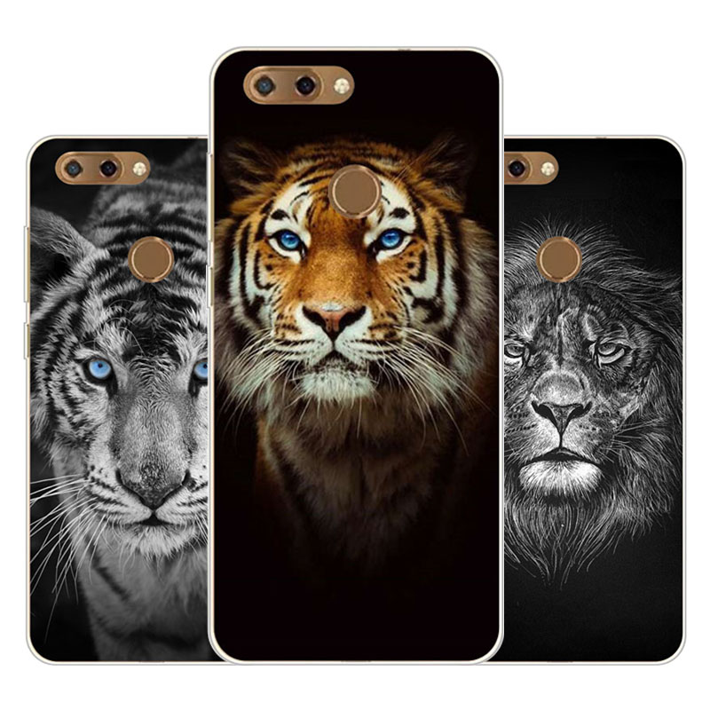 zte blade v9 Case,Silicon bandersnatch Painting Soft TPU Back Cover for zte blade v9 protect Phone cases