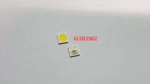 Luz de fundo branca fresca do lcd do diodo emissor de luz de alta potência 1.6 w 3030 6 v 97 100lm para a aplicação da tevê da tevê emc 3030c w3m3