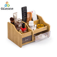 Glosen Multi function Desk Stationery Organizers C2032 Drawer Pen Holder Organizer for Desk Office Accessories Stationery