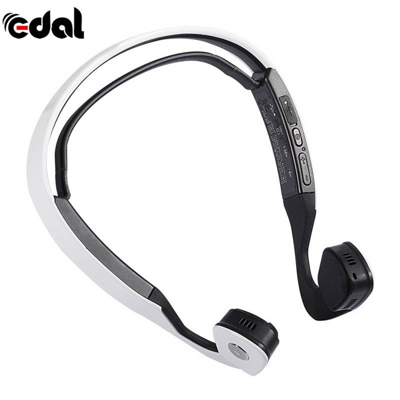 Exercise Wireless For Bluetooth 4.0 Bone Conduction Wireless Stereo Headset Sports Headphone For Running exerpeutic 1000 magnetic hig capacity recumbent exercise bike for seniors