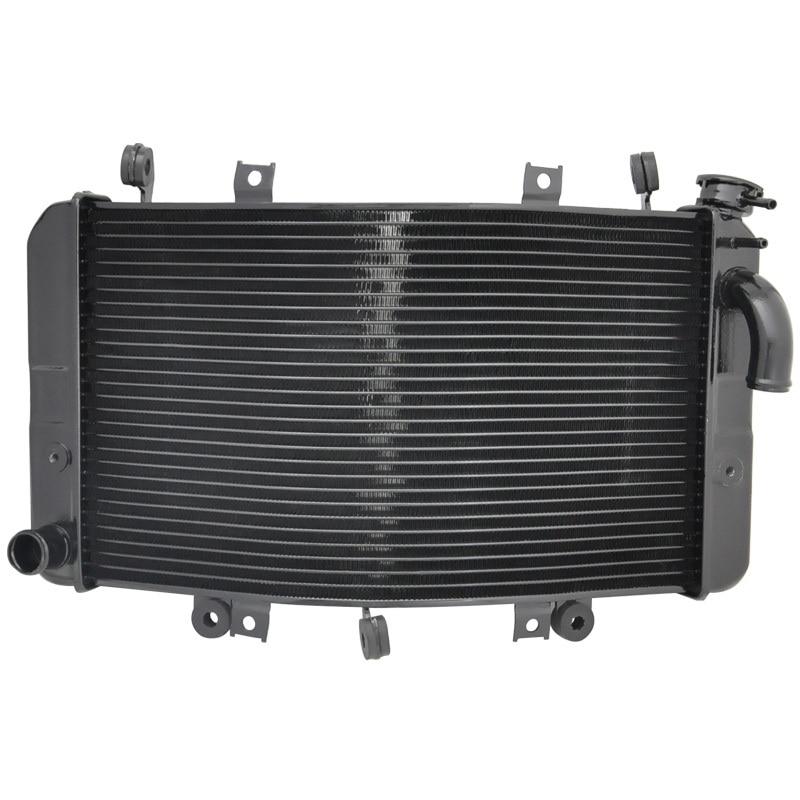 GSX1300R LOPOR Para Suzuki Hayabusa 2008 2009 2010 2011 2012 GSXR 1300 08 09 10 11 12 13 Motocicleta Alumínio radiador de arrefecimento