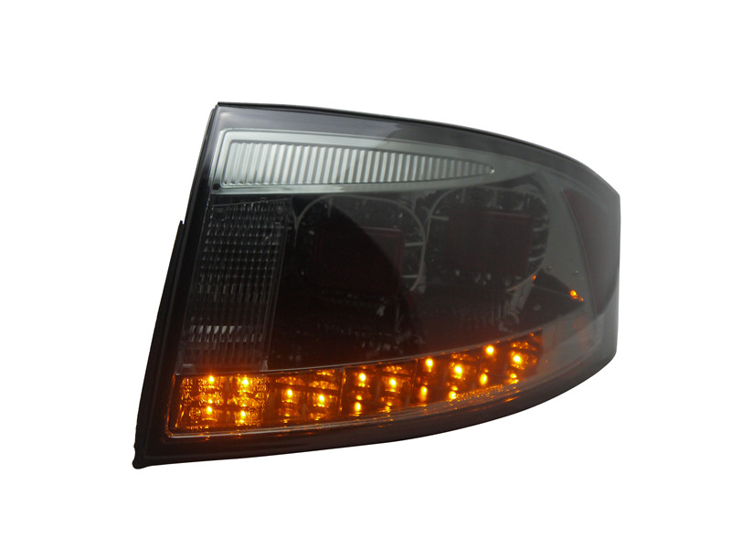 Free shipping for vland factory for Audi TT LED taillight 1999 2000 2001 2002 2003 2004 2005  plug and play design smoke color free shipping vland factory car parts for camry led taillight 2006 2007 2008 2011 plug and play car led taill lights