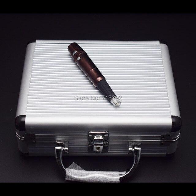 Браун Бровей Губы Татуировки Ручка Профессиональный Перманентный Макияж Машина Комплекты