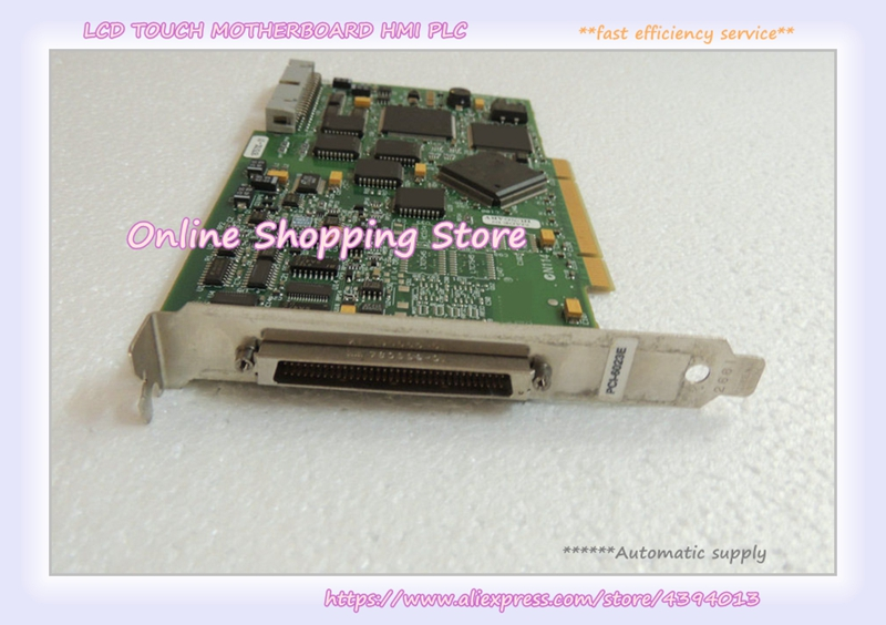 PCI-6023E 187570c-01 industrial motherboard 100% tested perfect quality
