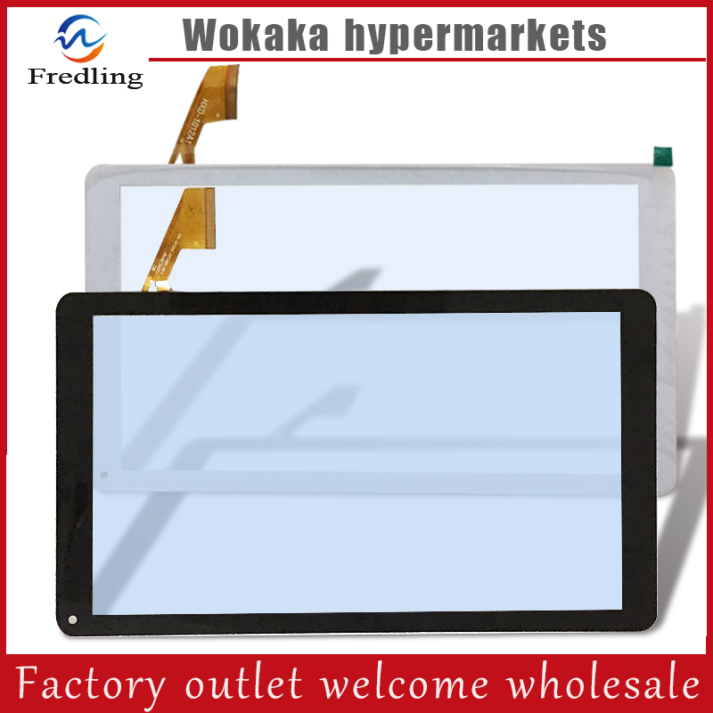 New Touch Screen Digitizer For 10.1 DIGMA OPTIMA 1101 TT1056AW Tablet Touch panel Glass Sensor Replacement Free Shipping for sq pg1033 fpc a1 dj 10 1 inch new touch screen panel digitizer sensor repair replacement parts free shipping