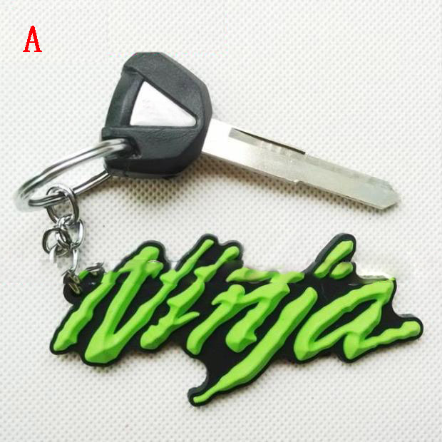 One Pieces Motorcycle Blank Key Uncut For Kawasaki ZX-6r ZX-7r  ZX-9r ZX-10r ZX-12r ZX-14r