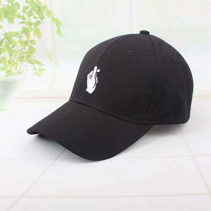 Online Shop Kualitas tinggi Dicuci Kapas Topi Bisbol Adjustable Warna Solid  Unisex Pasangan Cap Casquette Snapback 703eaf346b