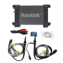 Hantek Oscilloscope numérique Portable, 6022BE 6022BL PC USB, stockage à 2 canaux, 20mhz 48msa/s