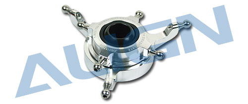 Align Trex 700 CCPM Metal Swashplate/Silver HN7017QF Trex 500 Spare Parts Free Shipping with Tracking genuine align t rex 600 ccpm metal swashplate h60h004xxw original align t rex 550 spare parts free shipping with tracking