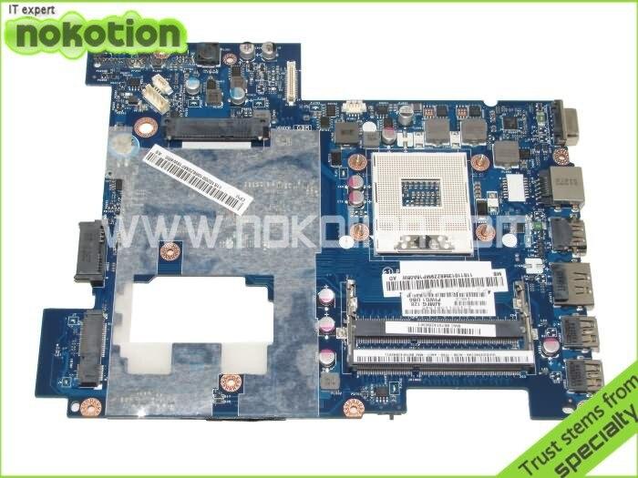 LA-6759P for LENOVO G470 Laptop Motherboard HM65 DDR3 Intel GMA HD 3000