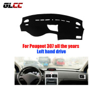 Car Dashboard Cover For Peugeot 307 All The Years Left Hand Drive Dashmat Pad Dash Cover