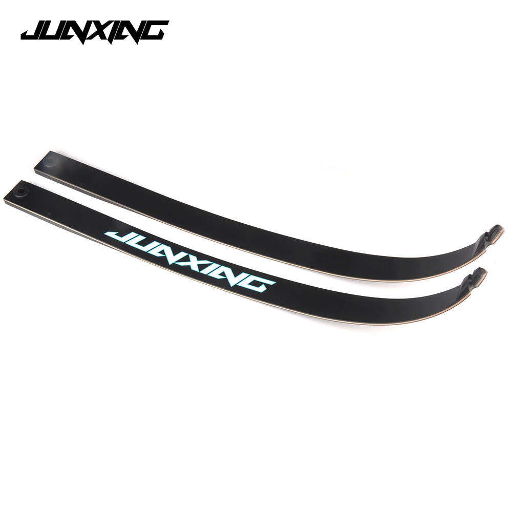 1 Pair High Quality Take Down Recurve Bow Limbs 20 32 lbs for JUNXING F155 With