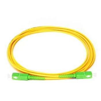 3mm SC/APC Fiber Optic Jumper Cable SC/APC-SC/APC Fiber Optic Patch Cord фото