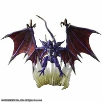 Play Arts Final Fantasy Figure Final Fantasy Bahamut PVC Action Figure Collectible Model Toy